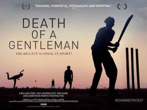 Death of a Gentleman poster landscape
