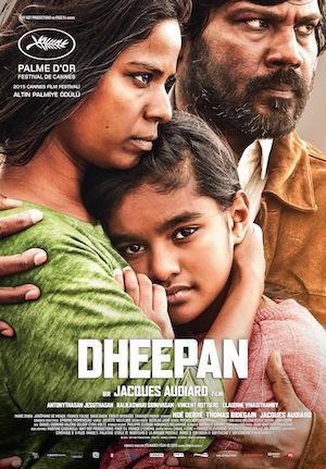 Dheepan Poster portrait
