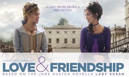 love & friendship simple landscape poster 500