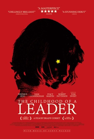 Childhood_of_a_Leader red poster 300