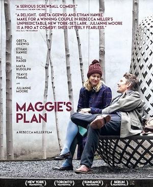 maggie's plan squareish poster 300