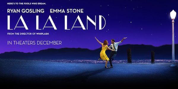 La a Land Poster