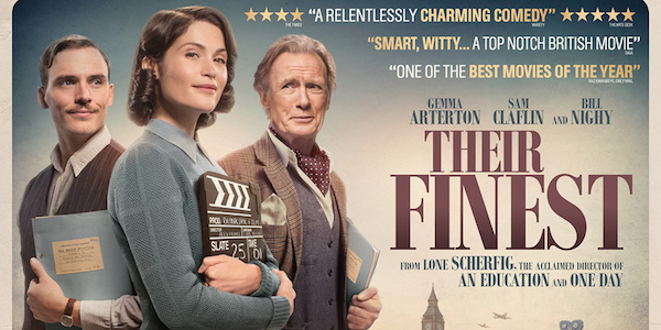 Their Finest Movie Poster