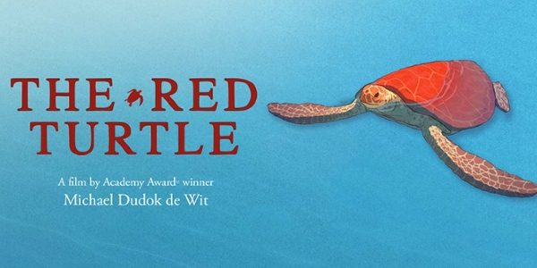 The Red Turtle Movie Poster 2
