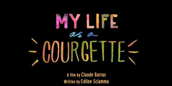 My Life as a Courgette movie poster