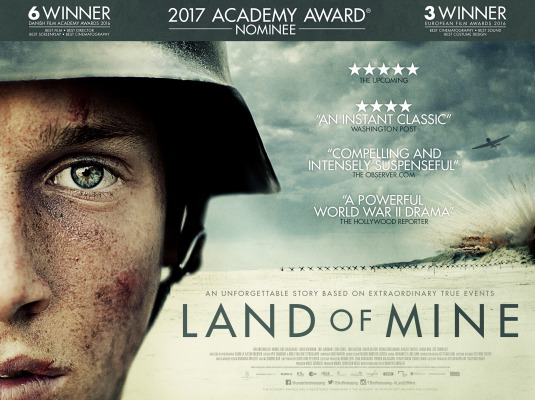 Land of Mine movie