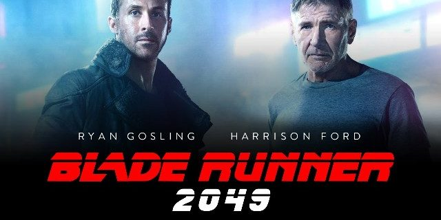 Blade Runner 2049 movie poster