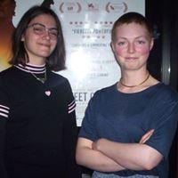 Nancy-Belle Hannah-Griffiths with Alex Tyler