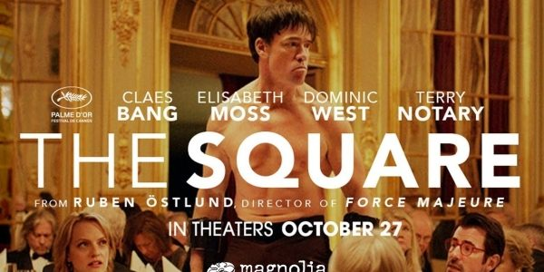 TheSquare movie poster