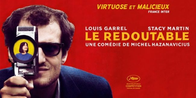 Le Redoubtable movie poster