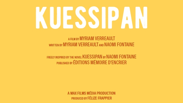 KUESSIPAN - Watch at Home