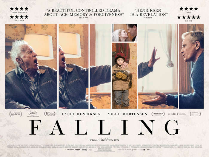 FALLING - Watch at Home