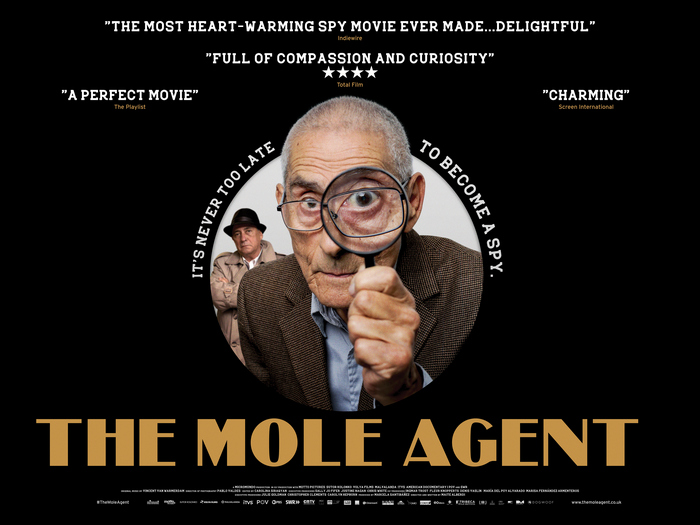 THE MOLE AGENT - Watch at Home