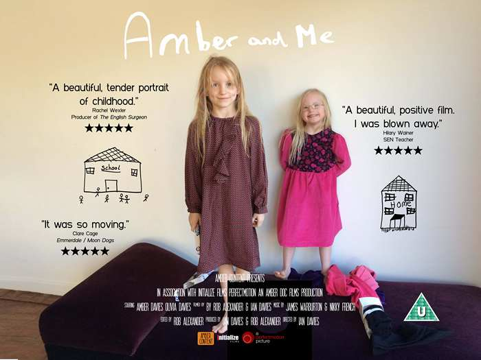 AMBER AND ME - Watch at Home