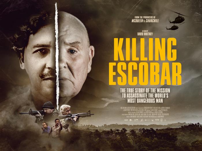 KILLING ESCOBAR - Watch at Home
