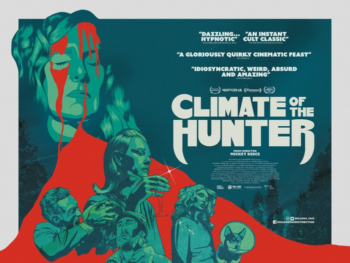 CLIMATE OF THE HUNTER - Watch at Home