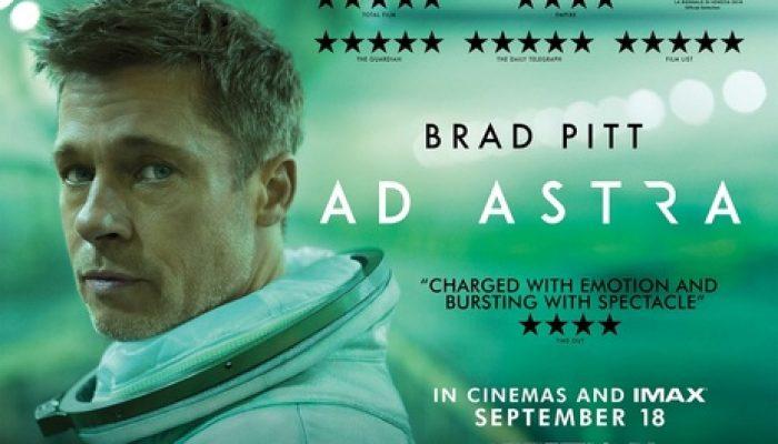AD ASTRA - Tuesday 05 November 2019 at 7.30pm