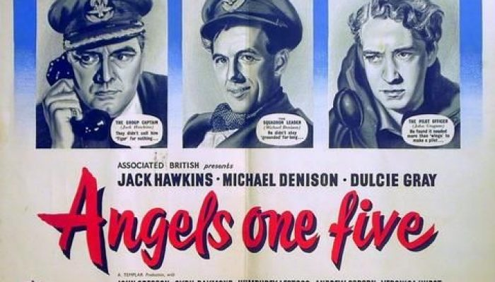 ANGELS ONE FIVE - Saturday 18 August 2018 at 2.30pm