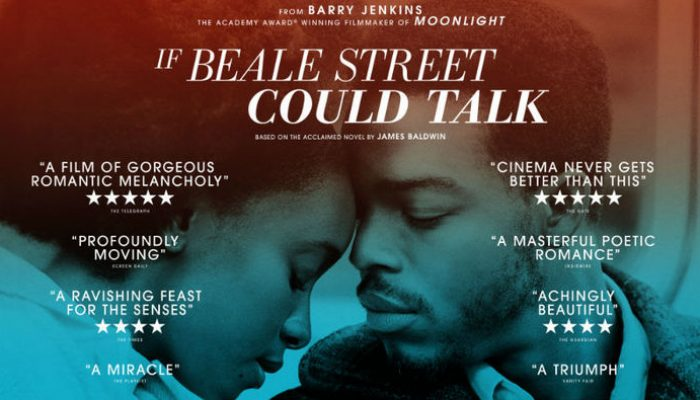 IF BEALE STREET COULD TALK - Thursday 04 April 2019 at 2.30pm and 7.30pm