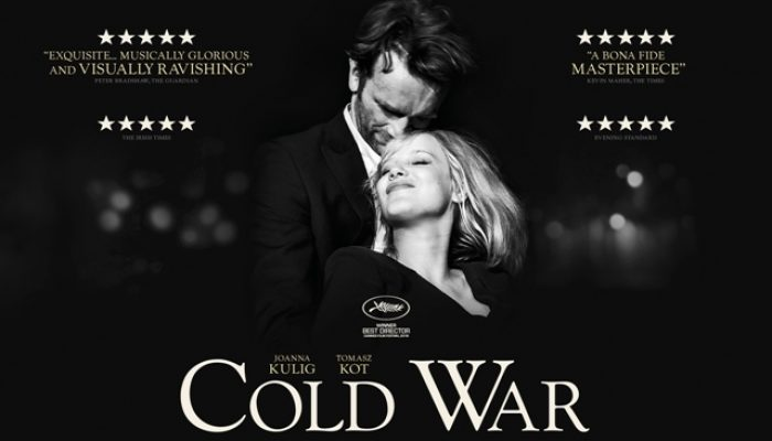 COLD WAR - Thursday 27 September 2018 at 2.30pm and 7.30pm