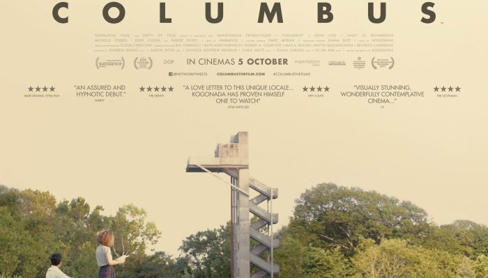 COLUMBUS - Tuesday 27 November 2018 at 7.30pm