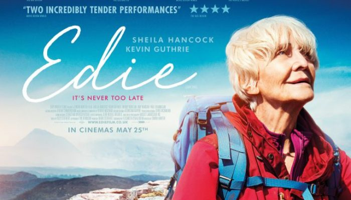 EDIE - Thursday 19 July 2018 at 2.30pm and 7.30pm