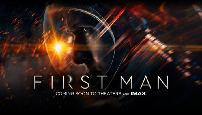 FIRST MAN Thursday 29 November 2018 at 2.30pm and 7.30pm