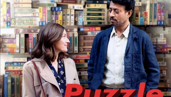 PUZZLE - Thursday 25 October at 2.30pm and 7.30pm