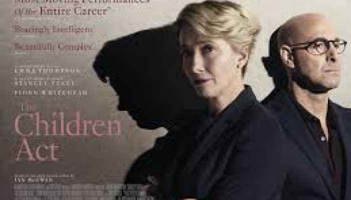 THE CHILDREN ACT - Wednesday 17 October 2018 at 7.30pm