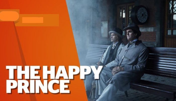 THE HAPPY PRINCE - Wednesday 22 August 2018 at 7.30pm