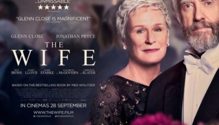THE WIFE - Thursday 15 November 2018 at 2.30pm and 7.30pm