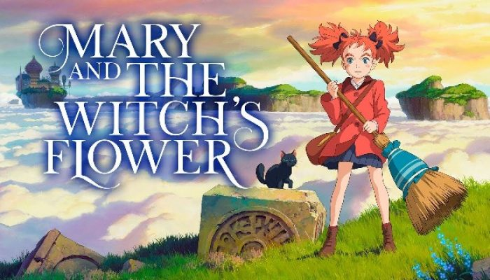 MARY AND THE WITCH'S FLOWER - Thursday 26 July 2018 at 2.30pm and 7.30pm