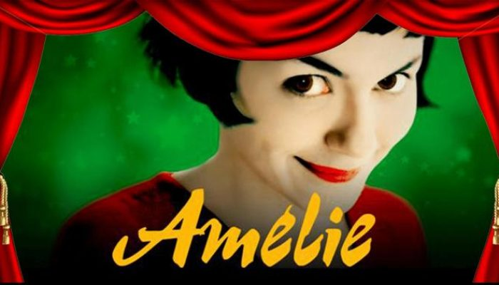 AMELIE - Wednesday 12 December 2018 at 7.00pm
