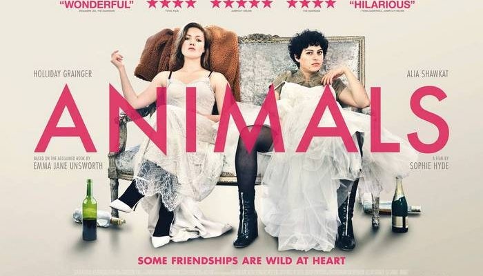 ANIMALS - Tuesday 17 September 2019 at 7.30pm