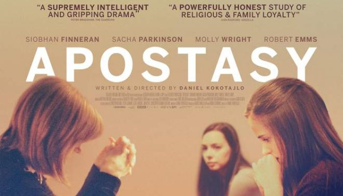 APOSTASY - Thursday 04 October 2018 at 2.30pm and 7.30pm
