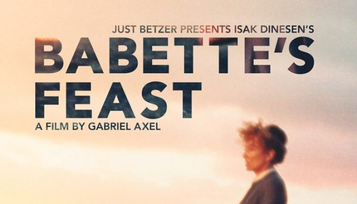 BABETTE'S FEAST - Friday 28 December 2018