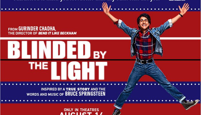 BLINDED BY THE LIGHT - Tuesday 24 September 2019 at 7.30pm