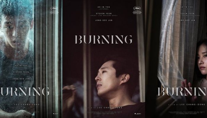 BURNING - Tuesday 05 March 2019 at 7.00pm