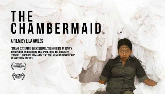 THE CHAMBERMAID - Tuesday 22 October 2019 at 7.30pm