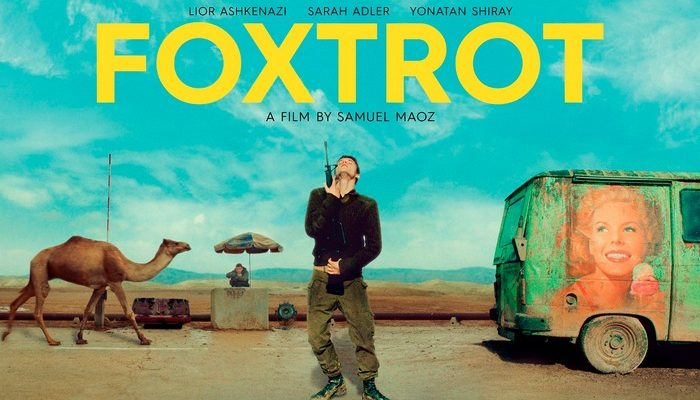FOXTROT - Tuesday 02 April 2019 at 7.30pm
