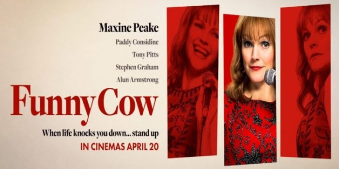 FUNNY COW - Tuesday 26 June 2018 at 7.30pm