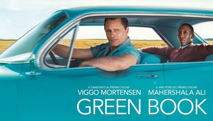 GREEN BOOK - Wednesday 03 April 2019 at 7.30pm and 7.30pm