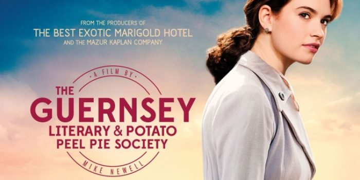 THE GUERNSEY LITERARY AND POTATO PEEL PIE SOCIETY - Thursday 28 June 2018 at 2.30pm and 7.30pm