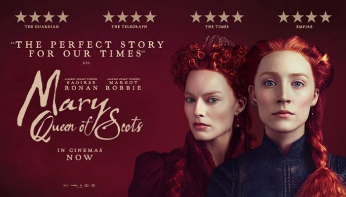 MARY QUEEN OF SCOTS - Thursday 07 March 2019 at 2.30pm and 7.30pm