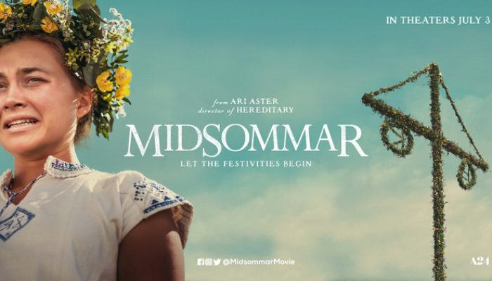 MIDSOMMAR - Tuesday 03 September 2019 at 7.00pm