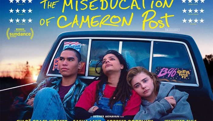 THE MISEDUCATION OF CAMERON POST - Tuesday 30 October 2018 at 7.30pm