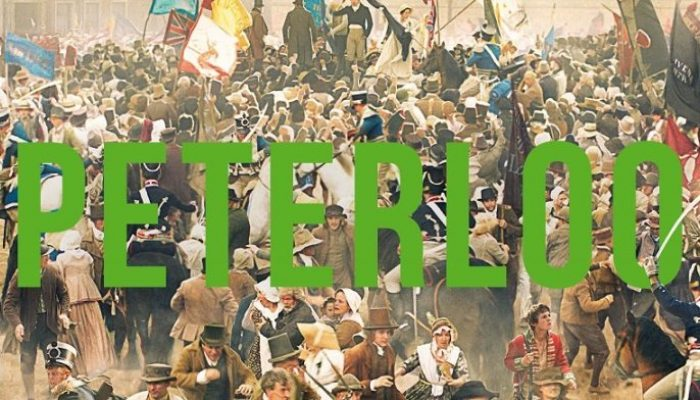 PETERLOO - Thursday 20 December 2018 at 2.30pm and 7.30pm