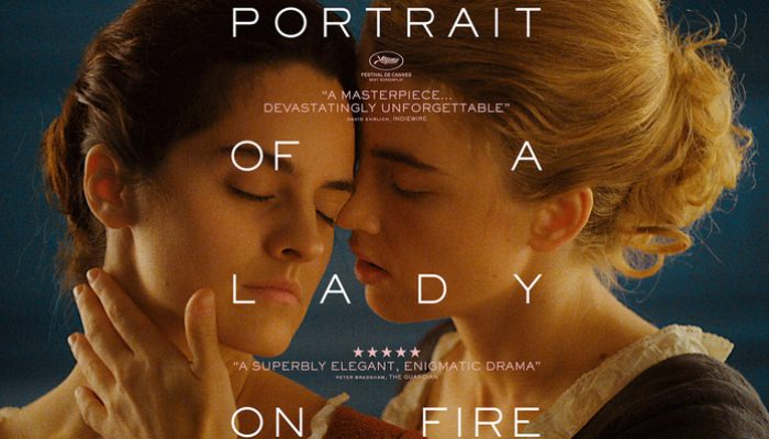 PORTRAIT OF A LADY ON FIRE - Coming Soon