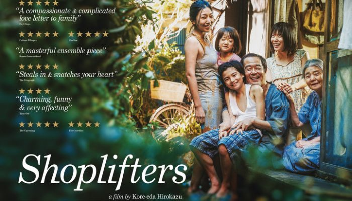 SHOPLIFTERS - Wednesday 30 January 2019 at 7.30pm