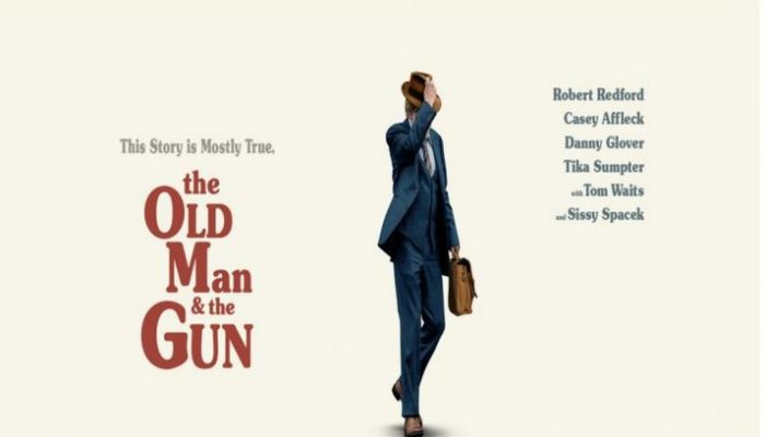 THE OLD MAN AND THE GUN - Thursday 31 January 2019 at 2.30pm and 7.30pm